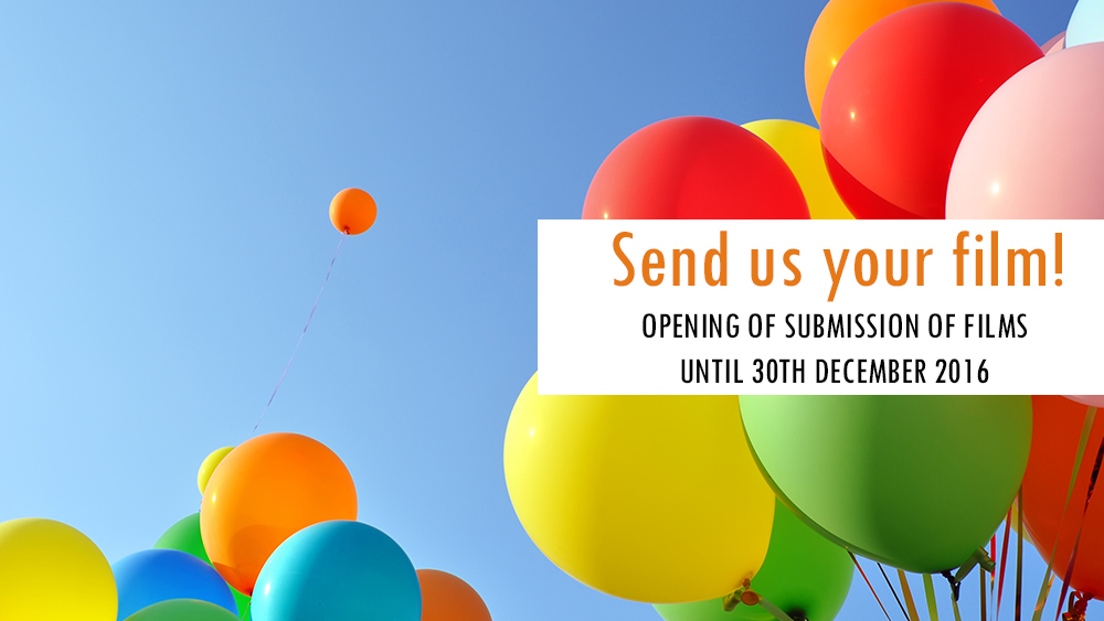 Opening of submission of films