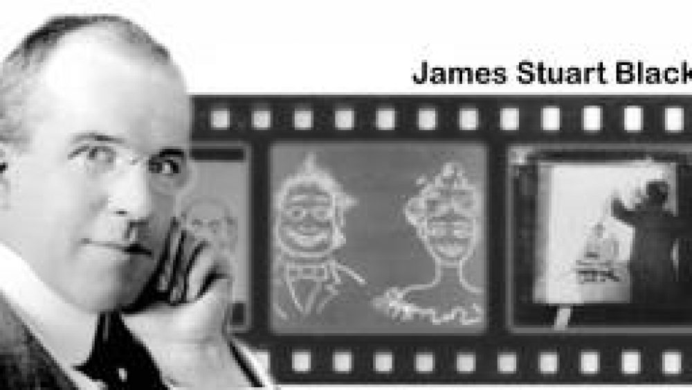 The beginnings of animation: James Stuart Blackton