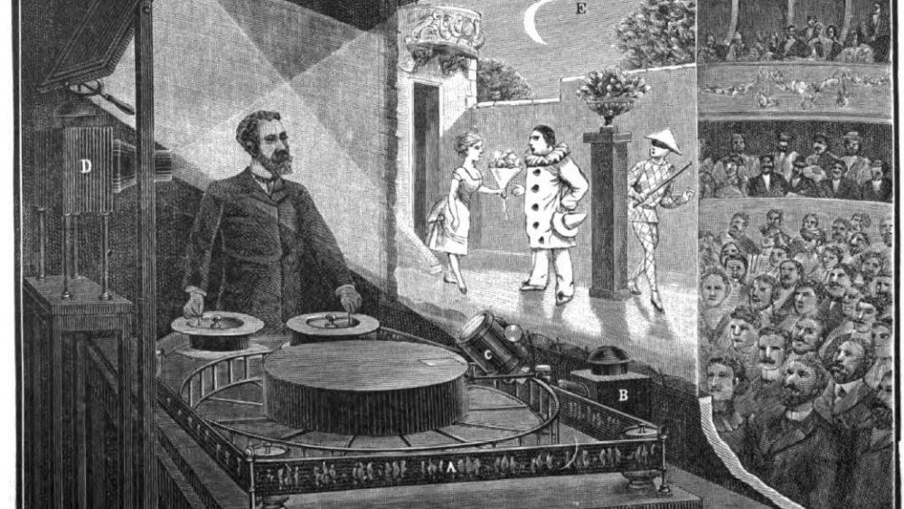 Los inicios de la animación: Émile Reynaud