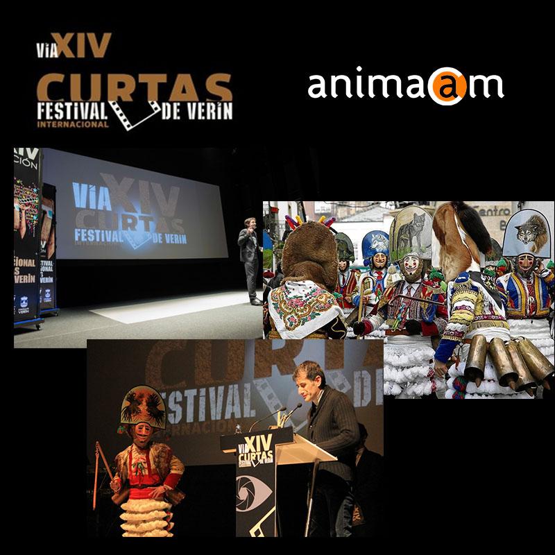 Animacam, festival invitado en FIC Verín 2018